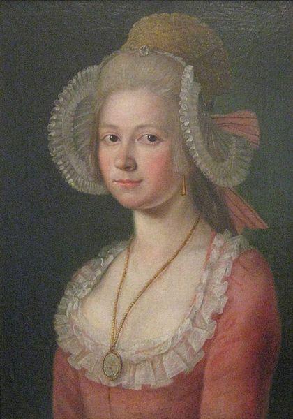 Portrait of a Lady with a Bonnet