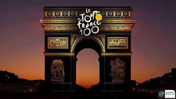 100th Anniversary of Le Tour de France