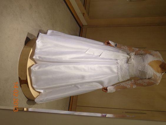 Robe de mariée Cymbeline achetée aux Galeries Lafayette