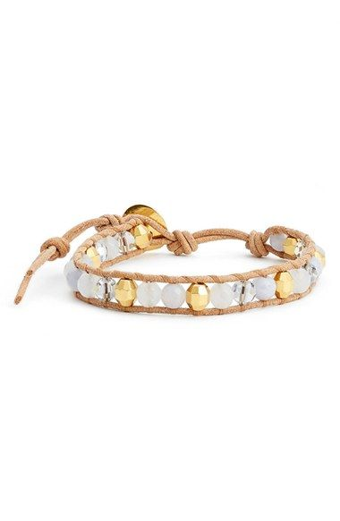 Chan+Luu+Beaded+Bracelet+available+at+#Nordstrom