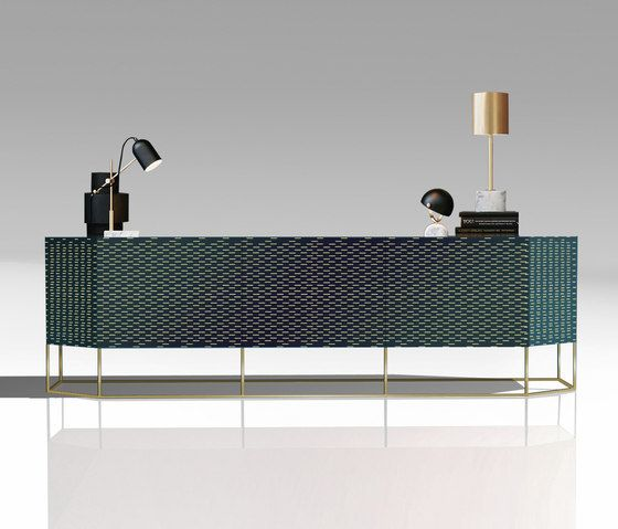 Shade Sideboard By Bonaldo A 70s Inspired Graphics For This
