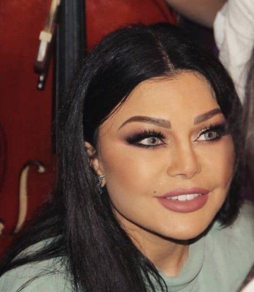الحواجب المرفوعة تعتمدها دوما هيفاء وهبي Celebrity Tattoos Haifa Wehbe Asian Beauty