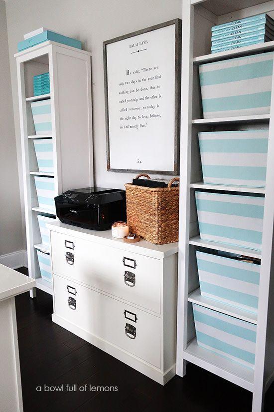 Diy Home Office Organizing Ideas Home Office Organization
