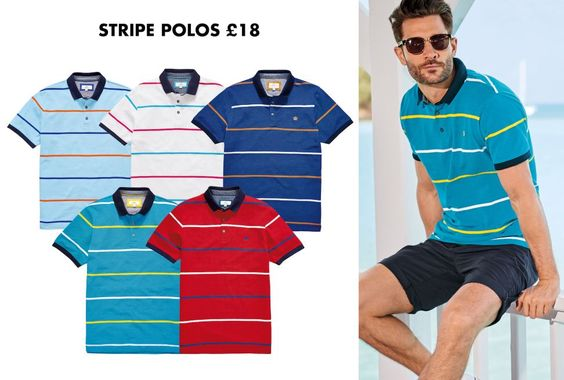 Polo Shirts | Polos, Tops & Knits | Mens Clothing | Next Official Site - Page 4
