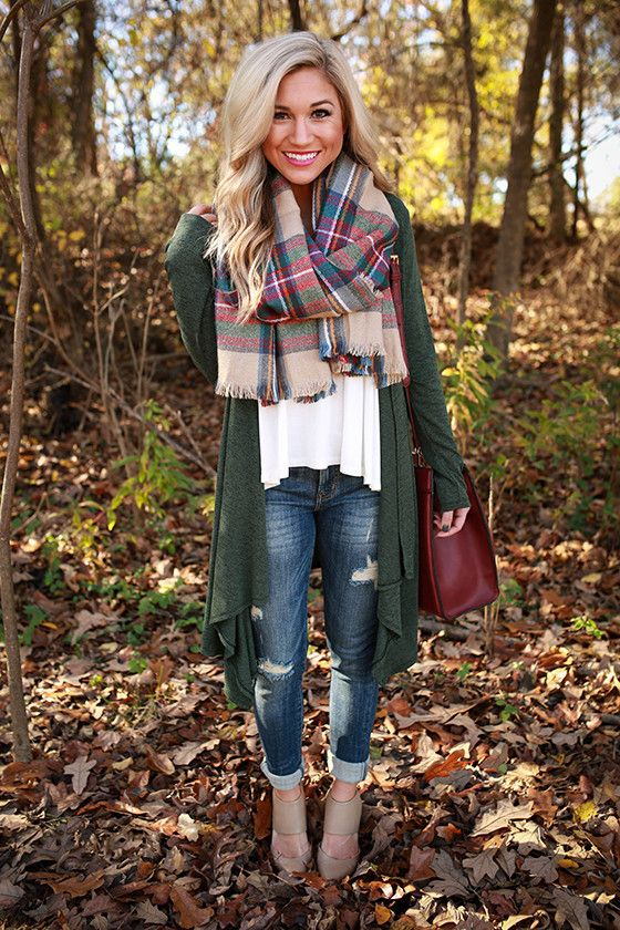 Add this cardigan to any outfit to add a layer of warmth and style to your look!: