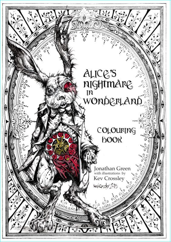 Alice 39 s Nightmare in Wonderland