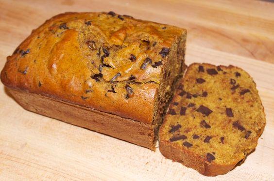 Pumpkin bread, Breads and Pumpkins on Pinterest
