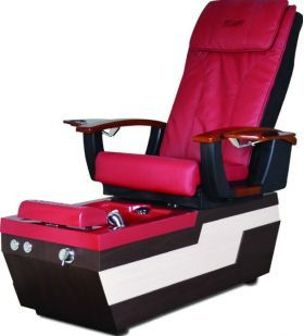 PSU NS 298 Pedicure Spa Chair  $1,835.00 Pedicure Spa Chair: Shiatsu massage system - rolling, tapping, kneading, multifunction Power seat -...