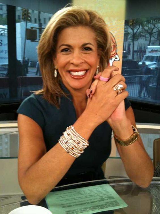 Hoda Kotb Forward Ring