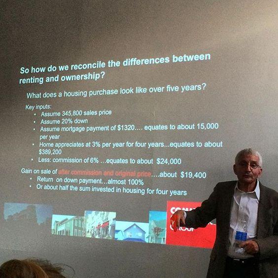 How do we reconcile renting versus owning? #rethinkingthecity #housing #urbanbulletin
