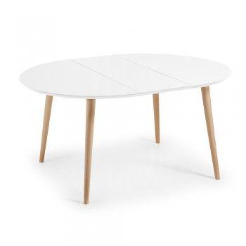 Runder Tisch Ausziehbar Aus Holz In Modernem Design Upama Esstisch Runder Pendelleuchte Diy Tischdeko Eic Runder Tisch Ausziehbarer Tisch Runder Esstisch