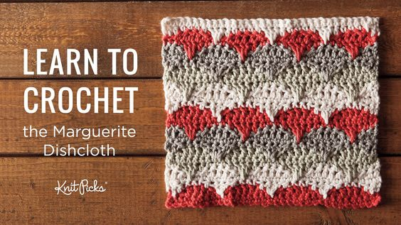 Learn Crochet : ... club beginners Pinterest Learn to crochet, Crochet and Dishcloth