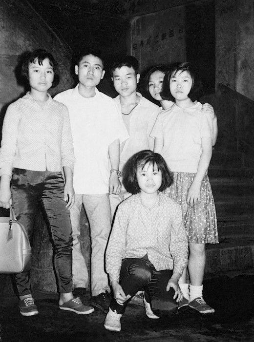 1964, 전태일과 공장 동료들