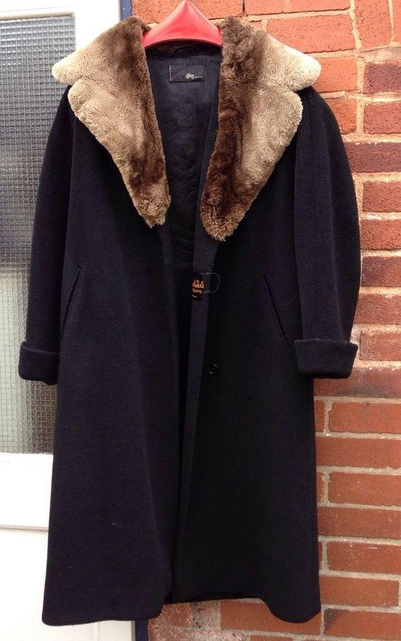 Vintage Harvey Nichols Coat