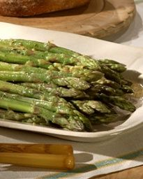 Sauteed Asparagus with Dijon Vinaigrette | Recipe | Vinaigrette ...