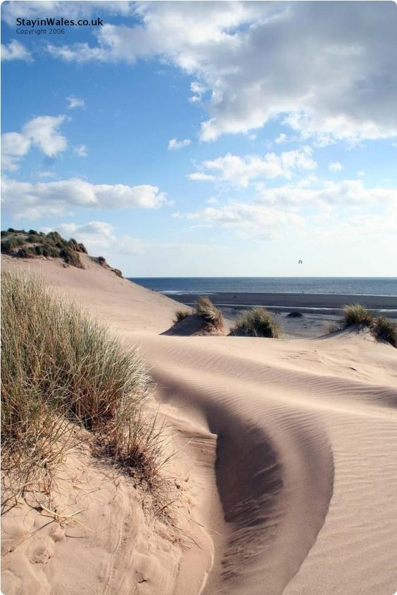 Shell Island, Wales - I use to camp on Shell Island as a child - brilliant place to visit!