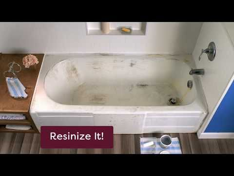 Resinize Is A Durable Waterproof Epoxy Resin That Goes On Like