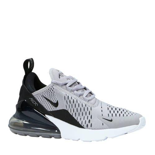 Nike Air Max 270 sneakers grijs - Nike air max, Nike air en Nike