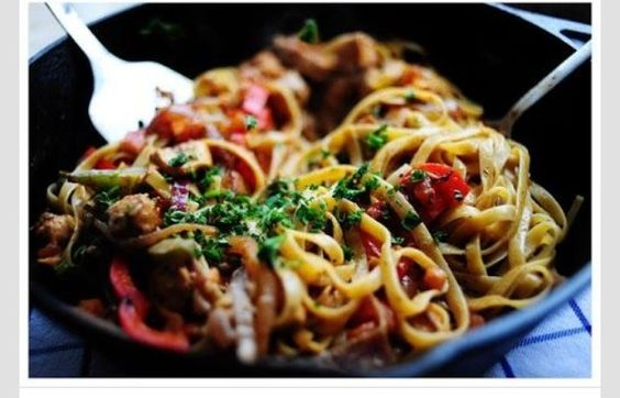 Cajun Chicken Pasta! #Food #Drink #Trusper #Tip