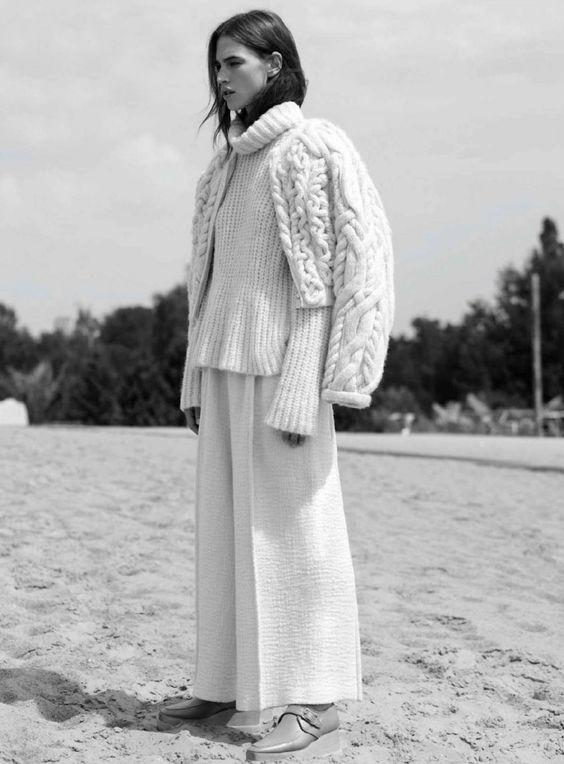 Styling: Anne Sophie Thomas - L'Officiel - October 2014