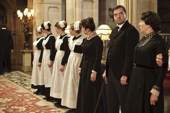 The Staff of Downtown Abbey http://www.bing.com/images/search?q=photos+of+downton+abbey=photos+of+downton+abbey=IGRE#