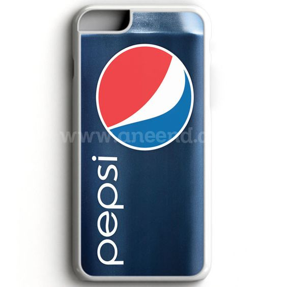 Funny Pepsi Blue Can iPhone 7 Case   aneend