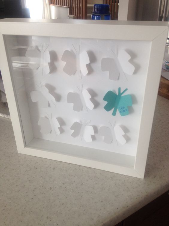 Butterflies for nursery