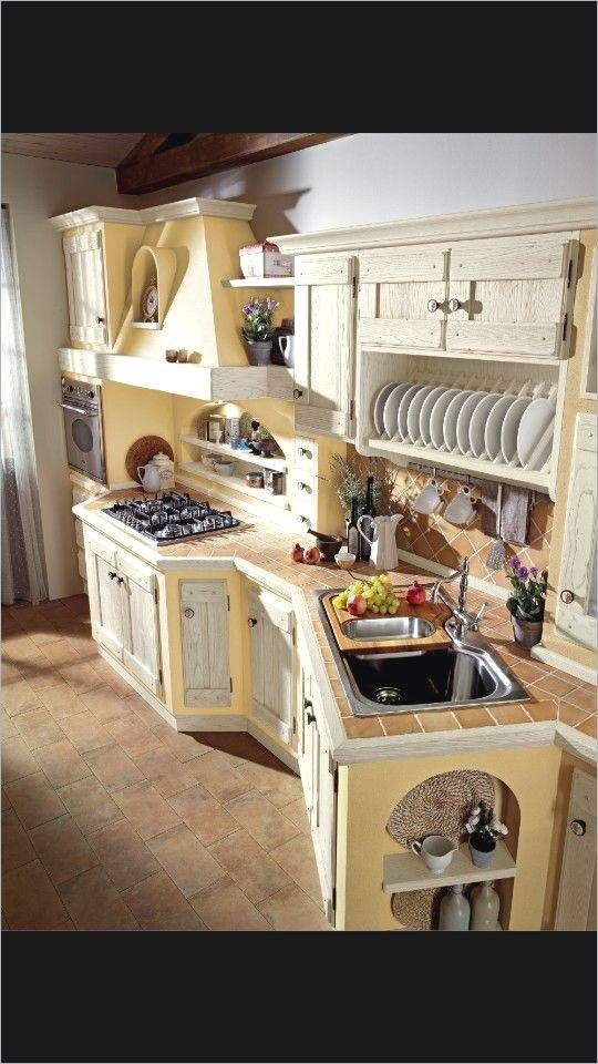 Maioliche Per Cucina.Cucine In Muratura Con Maioliche Cucina Muratura Cucine