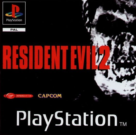Resident Evil 2. Probably one of the scariest games ever! (back then)
