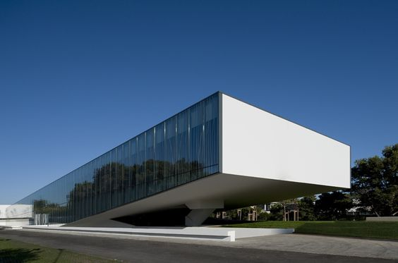 Alcatel head office by Frederico Valsassina Arquitectos