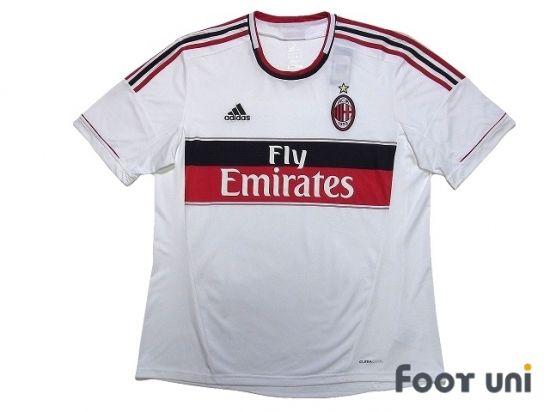 Ac Milan 2012 2013 Away Shirt W Tags In 2020 Retro Football Shirts Vintage Football Shirts Shirts