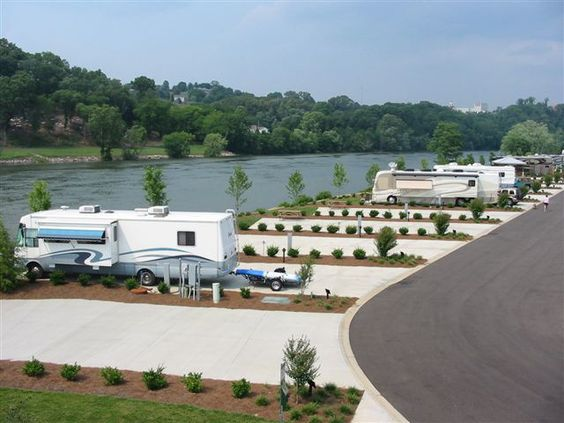 Two Rivers Landing Rv Resort Is A New Luxury Rv Resort