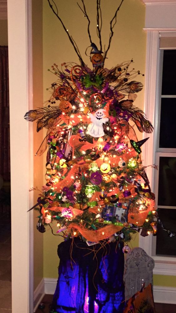 Best Halloween tree we have ever done!!!!