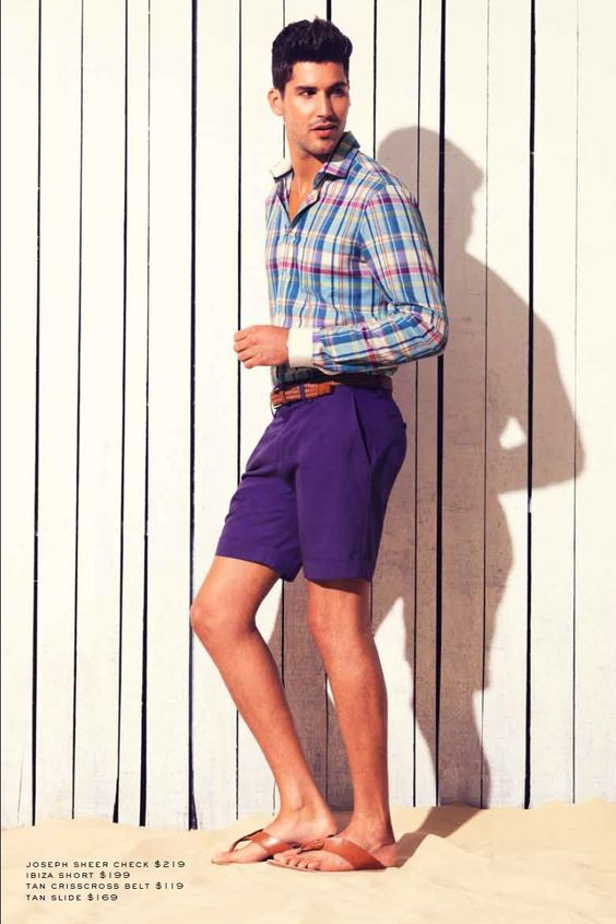 Calibre Menswear Fashion Summer 2013 06