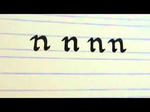Calligraphy Letters Calligraphy Tutorial And Calligraphy