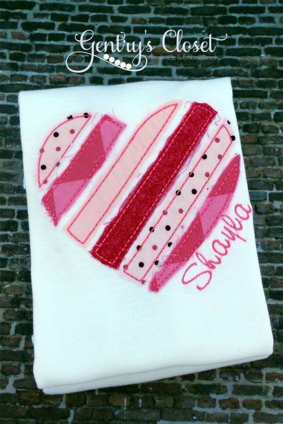 Valentine's Shirt or Onesie for Baby Girl Toddler by GentrysCloset, $22.00