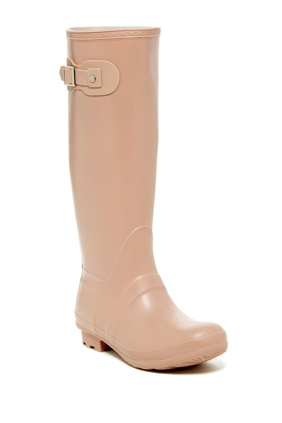 Seattle Mid Calf Rain Boot by West Blvd Shoes on @nordstrom_rack