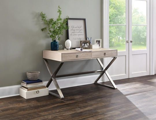 Carson 54 Quot Desk Art Van Furniture Furniture Desk Home Decor