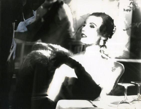 Lillian Bassman, 'Looking Backward - The Evenings Ahead, Betty Biehn', 1956, Edwynn Houk Gallery | Artsy