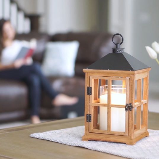 Wooden Candle Warming Lanterns From Candle Warmers Etc In 2020 Candle Warmer Wooden Candles Candle Warmer Lamp