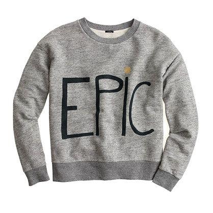 Epic Sweatshirt #boys #tops #sweats