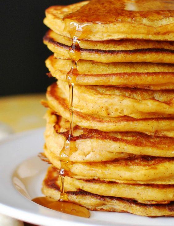 Pumpkin Buttermilk Pancakes: Pumpkin Buttermilk Pancakes, Pancakes Recipe, Cooking Recipe, Pancakes Waffles, Buttermilk Pumpkin Pancakes, Pancakes Perfect, Pancake Recipes, Pancake Breakfast