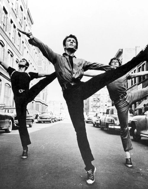 "West Side Story the musical ... also one of my all-time ""fave flicks"" ... jo"