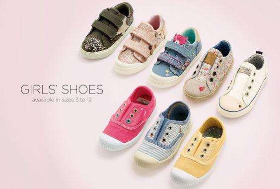 Schuhe für jüngere Mädchen | Die Schuhkollektion | Mädchen | Next: Deutschland