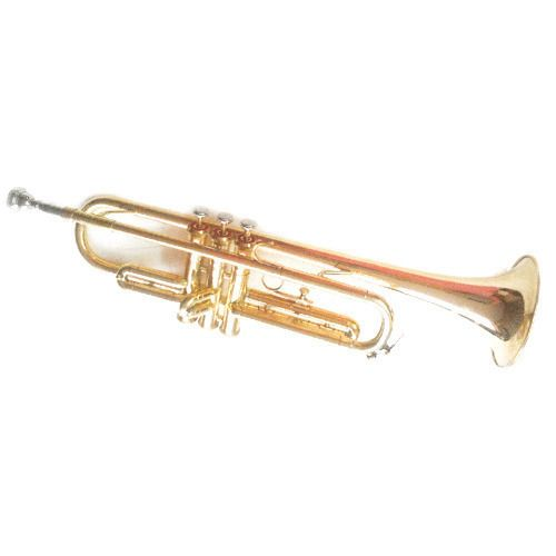 Brass Trumpet In 2020 Old Musical Instruments Silver Trumpet Metal Models