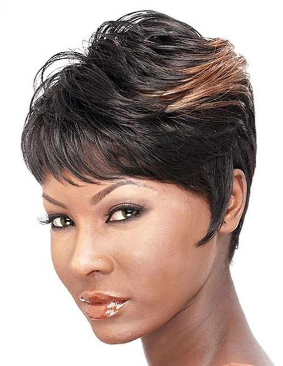 Enjoyable Short Black Hairstyles Black Hairstyles And Curly Bob On Pinterest Hairstyles For Women Draintrainus