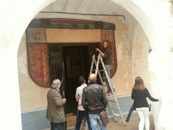 Restauración de la Farmacia Antigua.  Ciutadella de Menorca