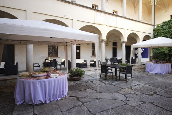 #Matrimonio Castellini #MIDeC - Museo Internazionale Design Ceramico #Cerro - #LavenoMombello