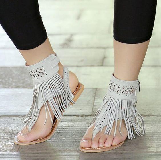 Brilliant Boho Shoes