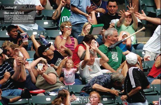 24 images qui montrent que le baseball peut faire mal  2Tout2Rien